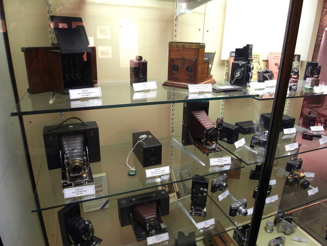 Музей первой фотографии - Англия
