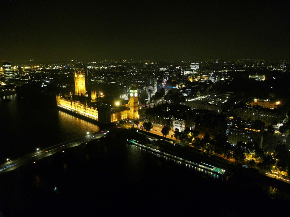 Просто сказка.Лондон (Англия)