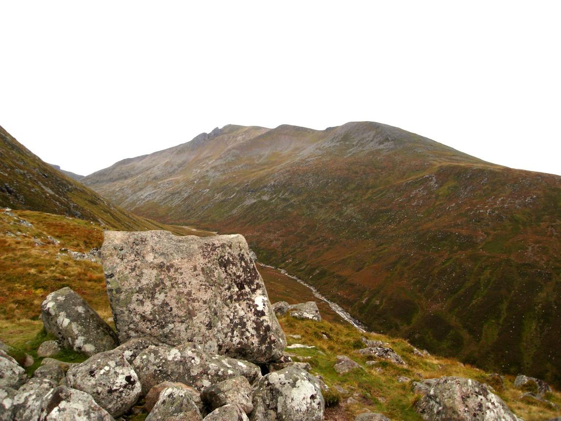 Горы в Шотландии