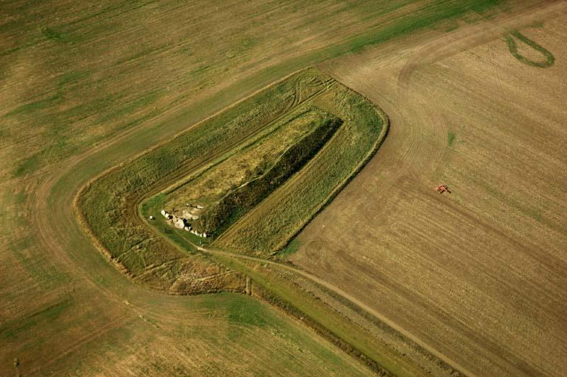 Гробница Вест Кеннет б