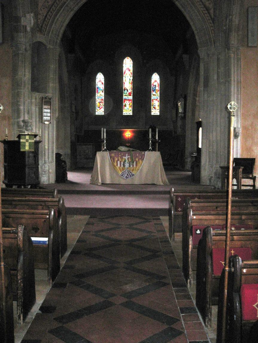 Церковь Св. Михаила в Олдбурне