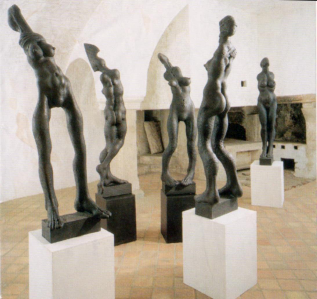 Музей фигур в Крумловском замке
