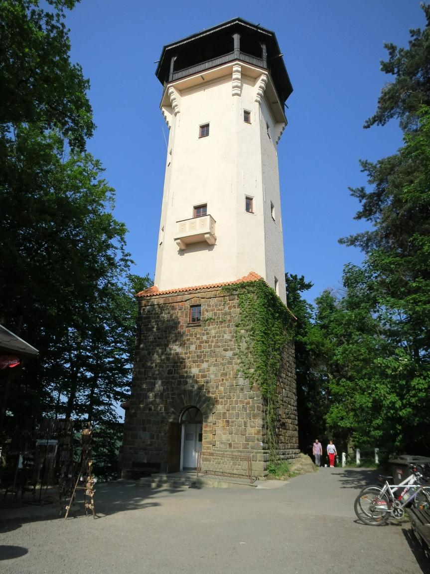 Башня Диана, Карловы Вары