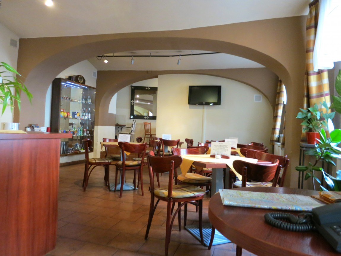 Гостиница в Праге