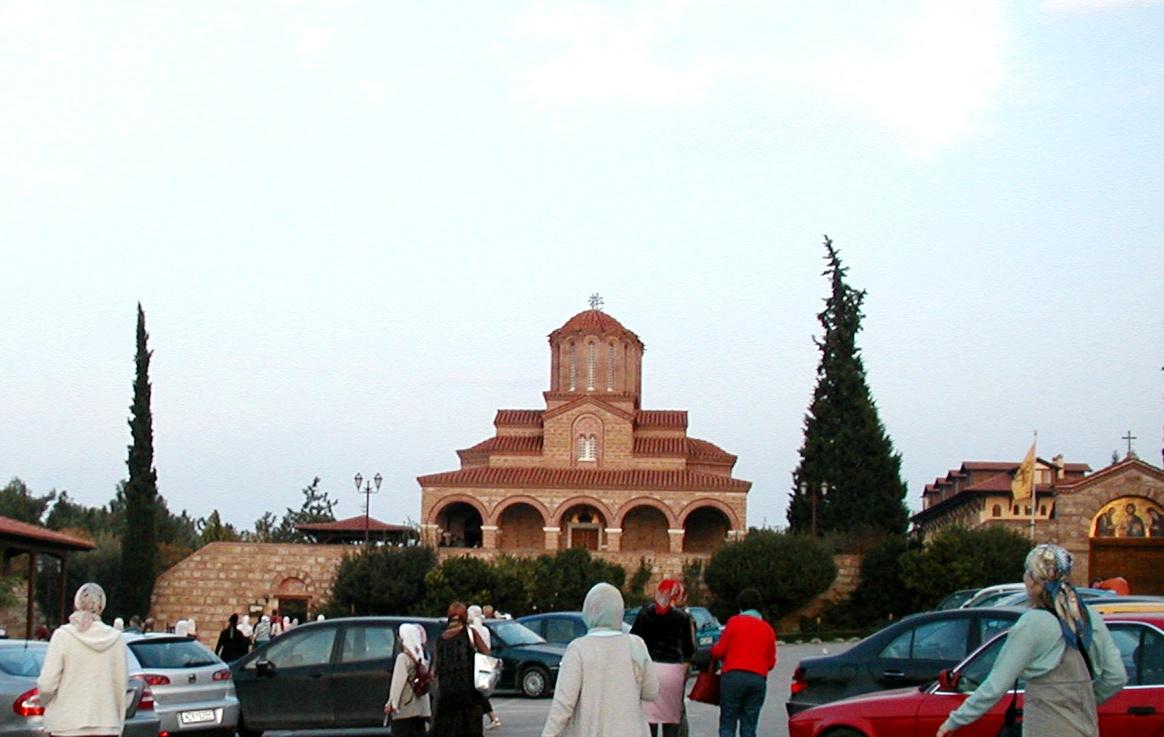 Монастырь Иоанна Богослова