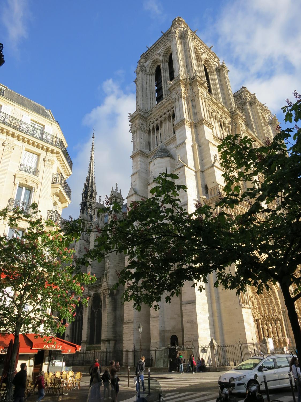 Собор Нотр Дам - Париж
