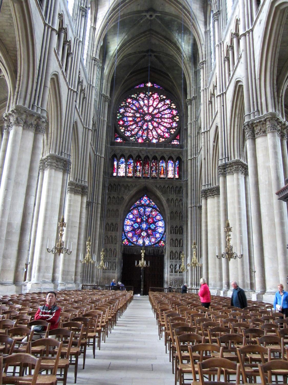 """Реймский собор - """"Notre Dame"""""""