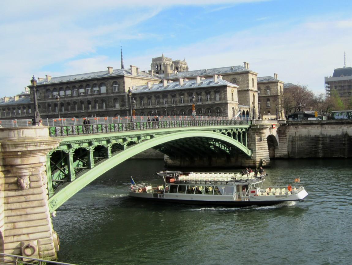 Река Сена - Париж