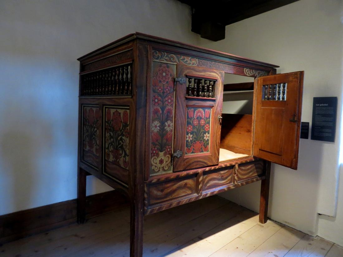 Кровать в Люцерне