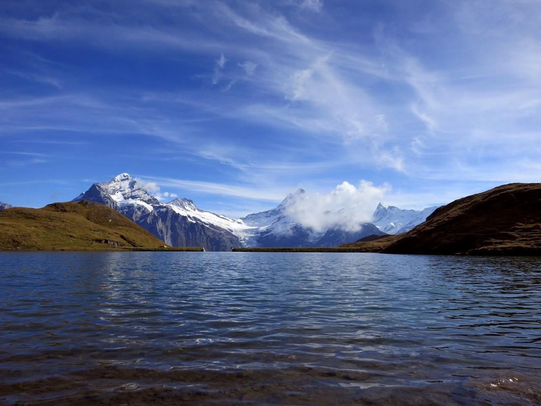 Озеро Bachalpsee, Швейцария