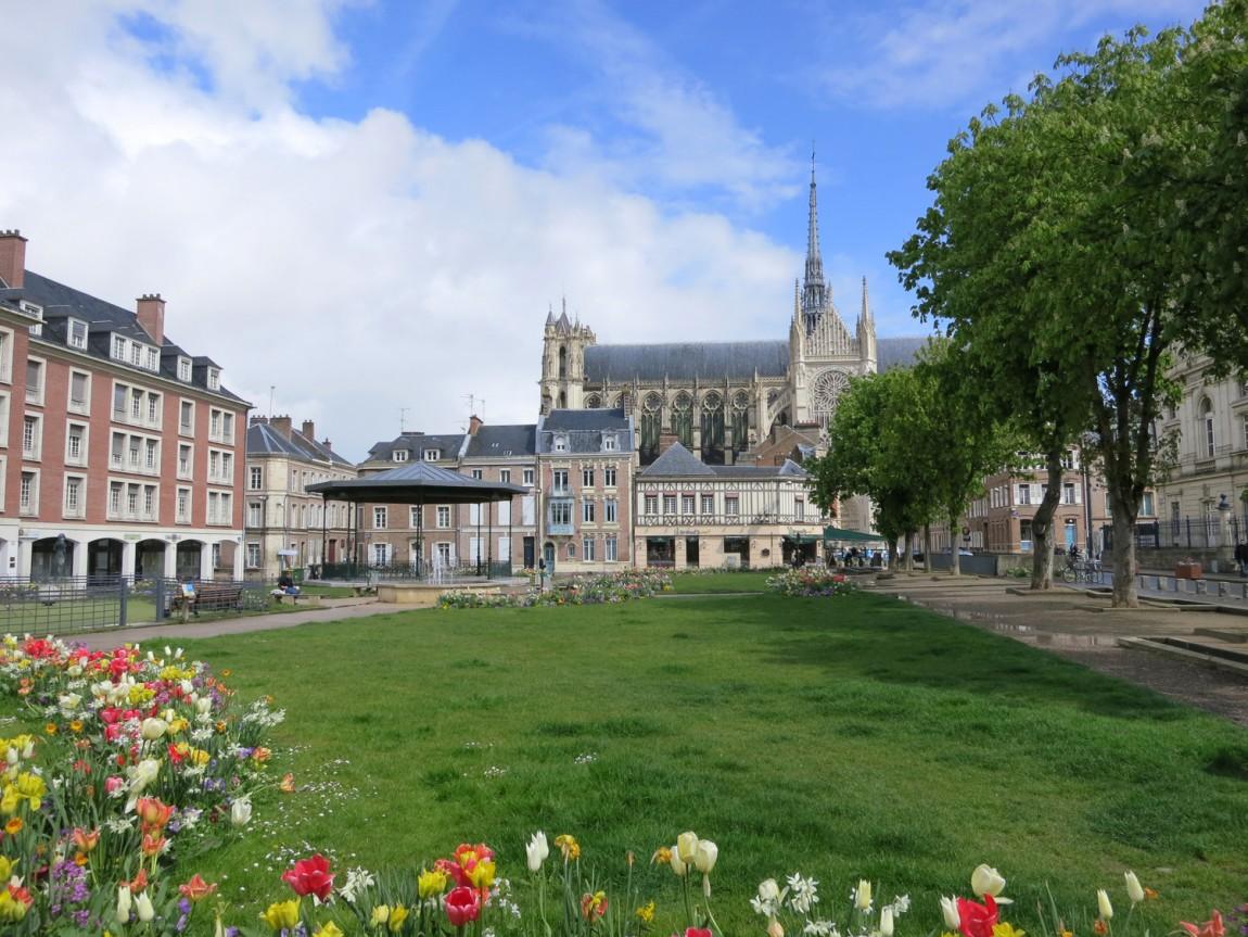 Амьен - Франция