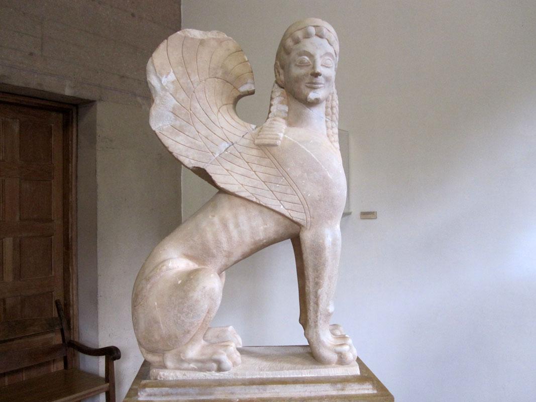 Музей в Коринфе