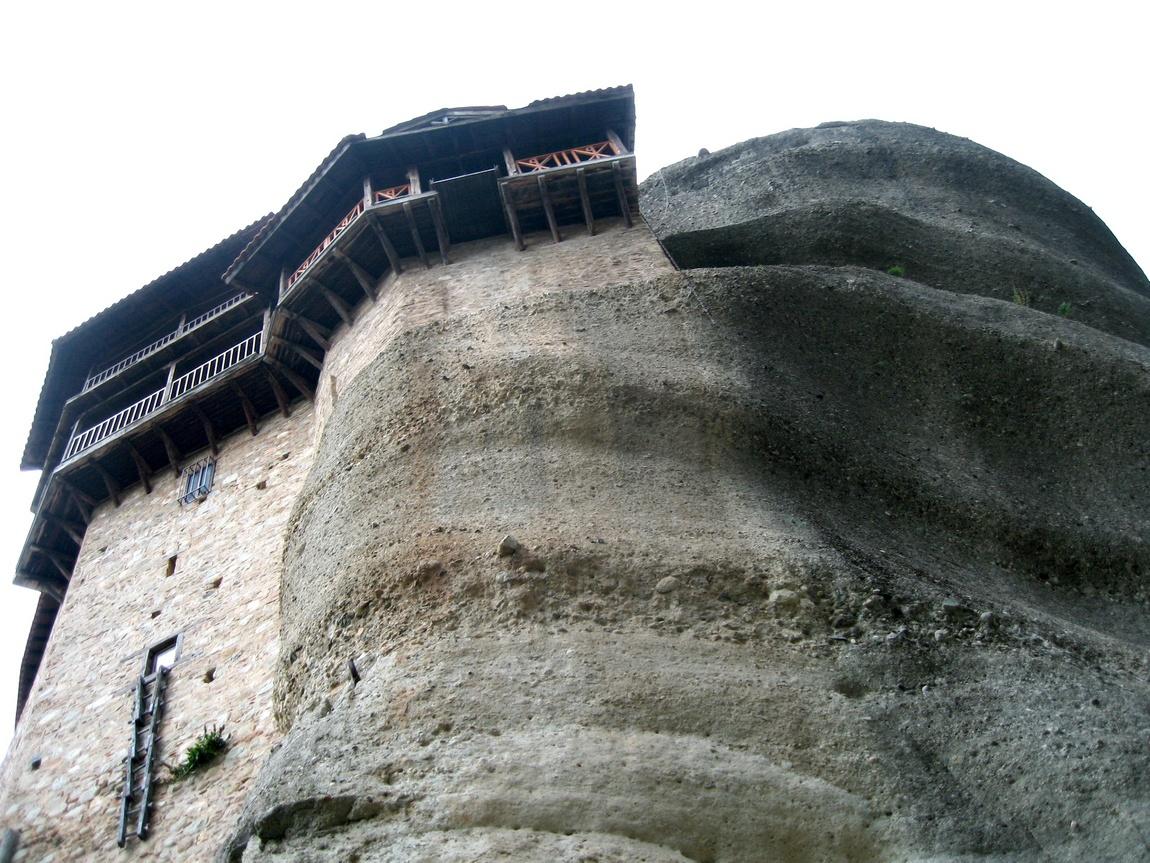 Монастырь Св. Николая снизу - Греция