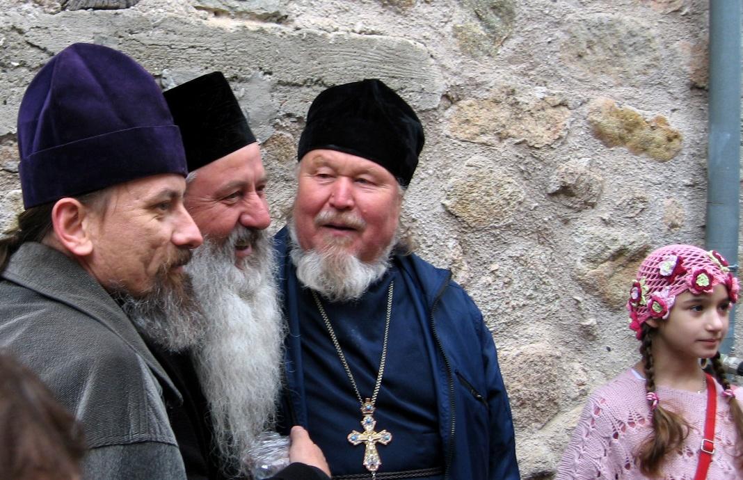 Батюшки - Греция