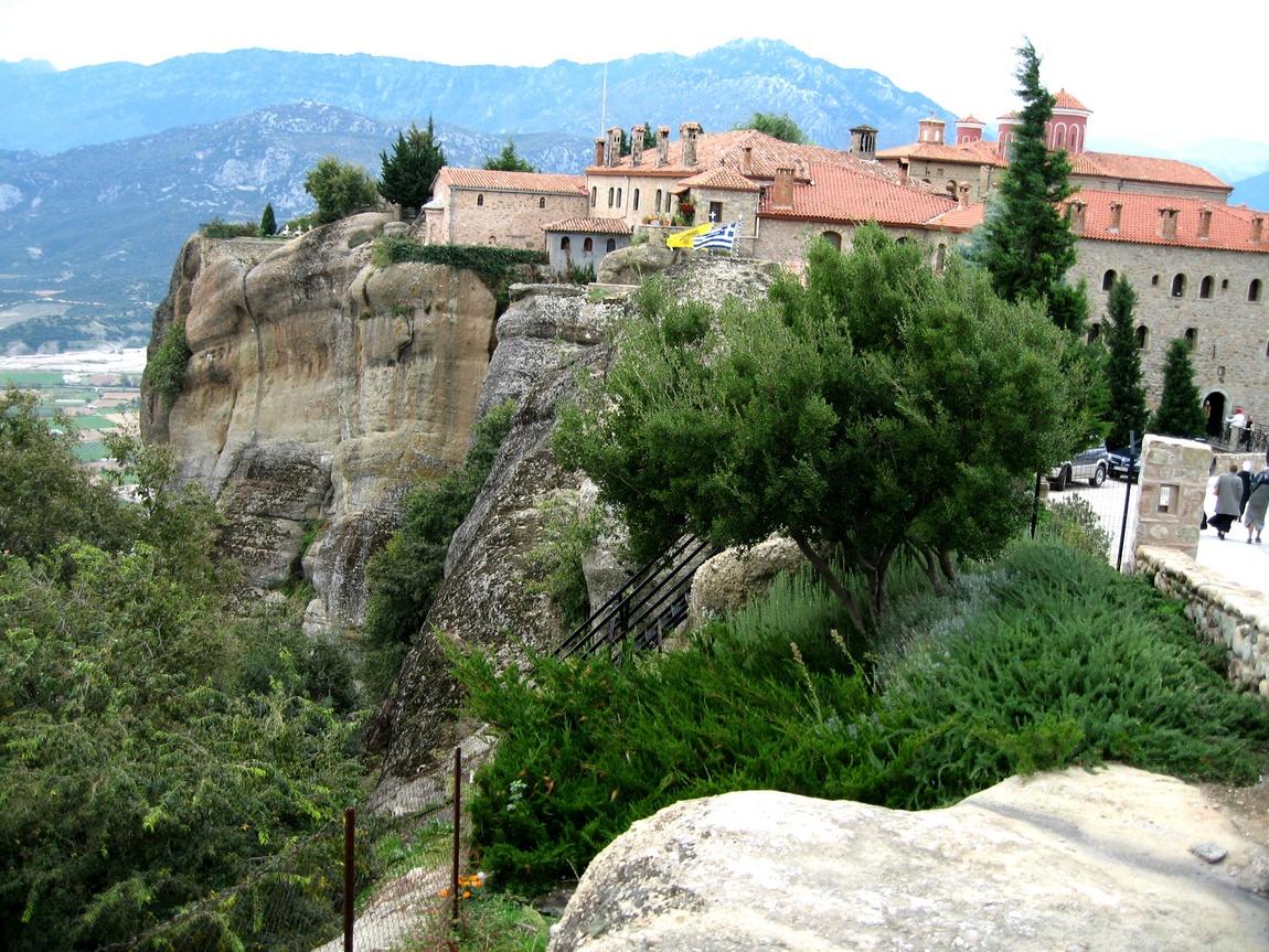 Монастырь св. Стефании - Метеоры