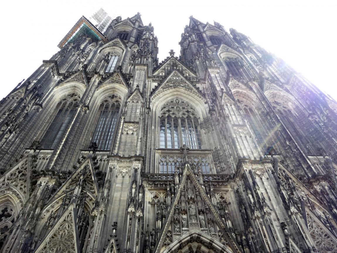 Готический Кёльнский Собор