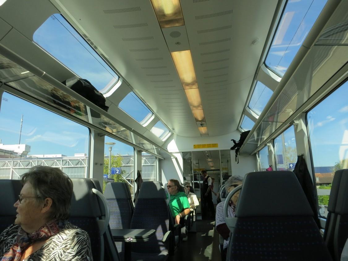 Электропоезда в Швейцарии