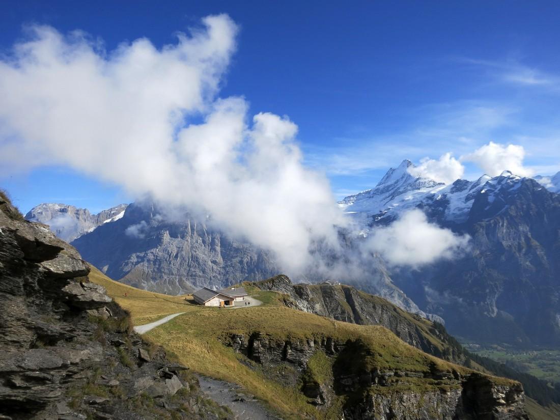 Окрестности Гриндельвальда, Швейцария