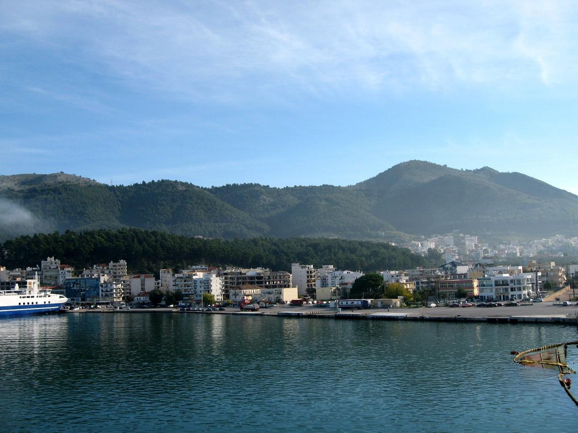 Море и горы - Греция