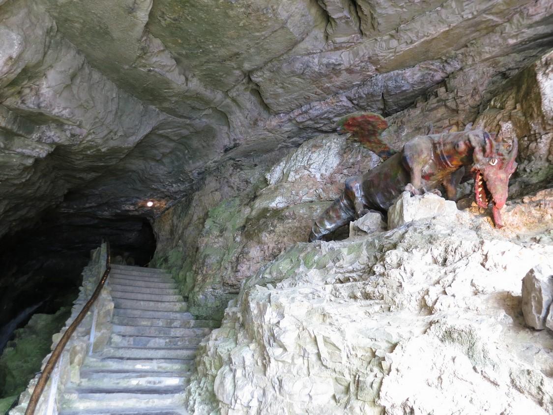 Пещера Святого Беатуса, Швейцария