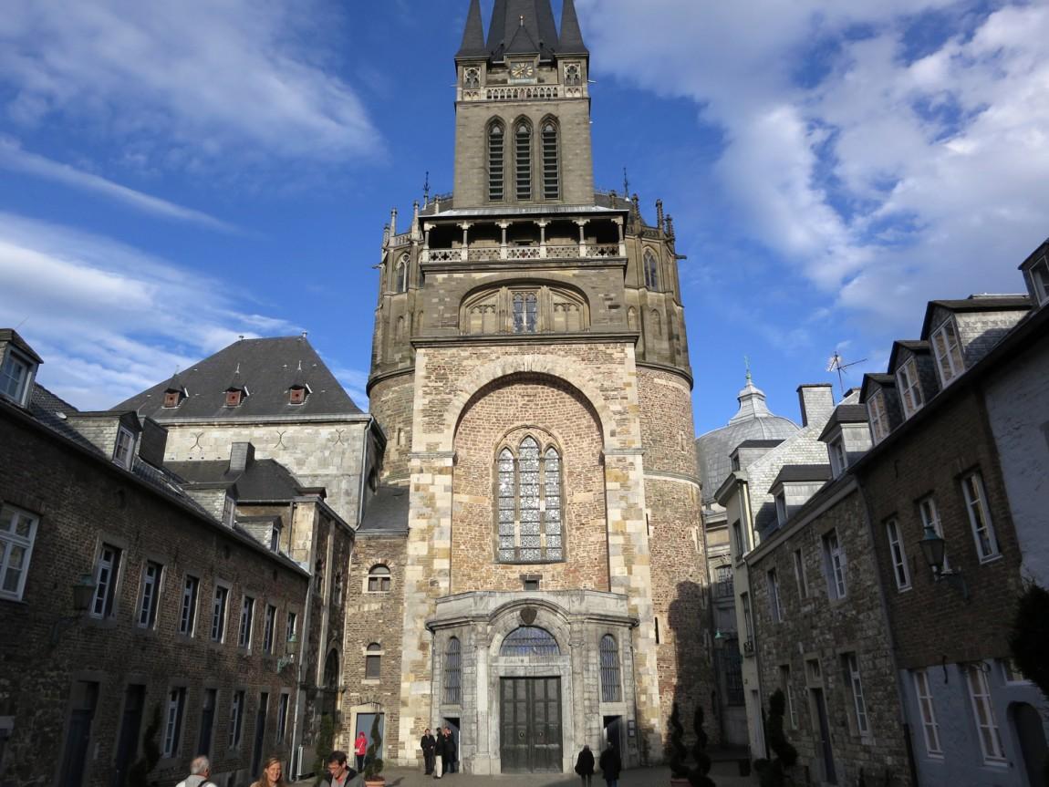Ахенский собор - Германия