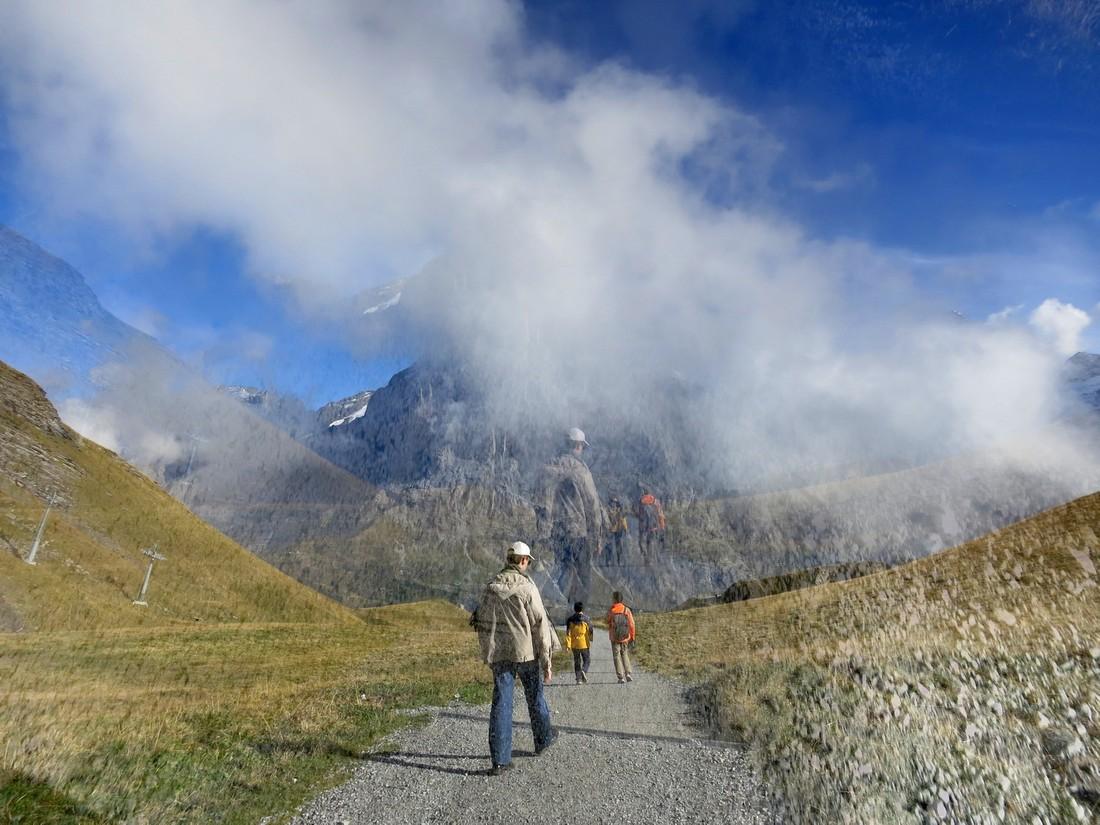 Мираж в Швейцарии