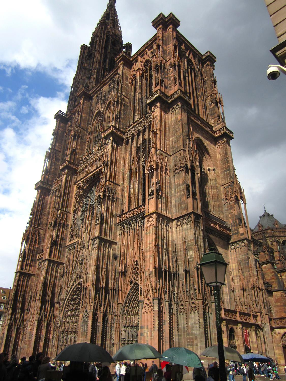 Страсбургский собор Девы Марии