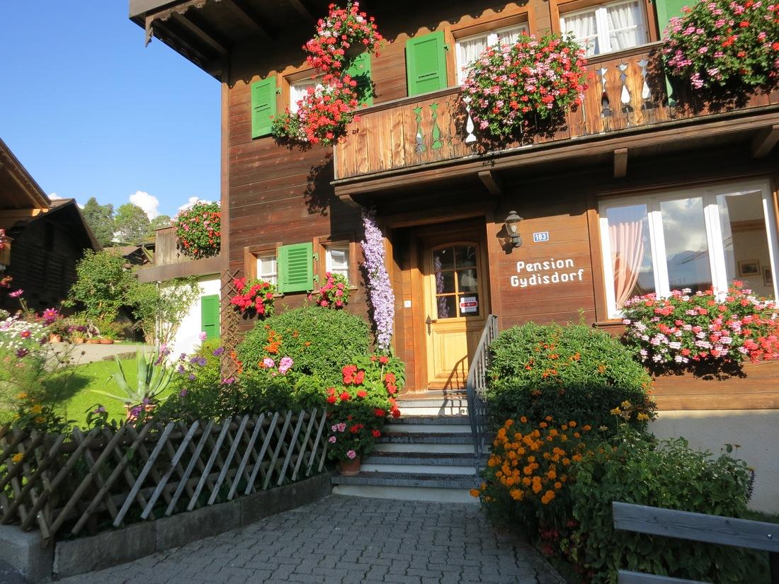 Дом в Гриндельвальде