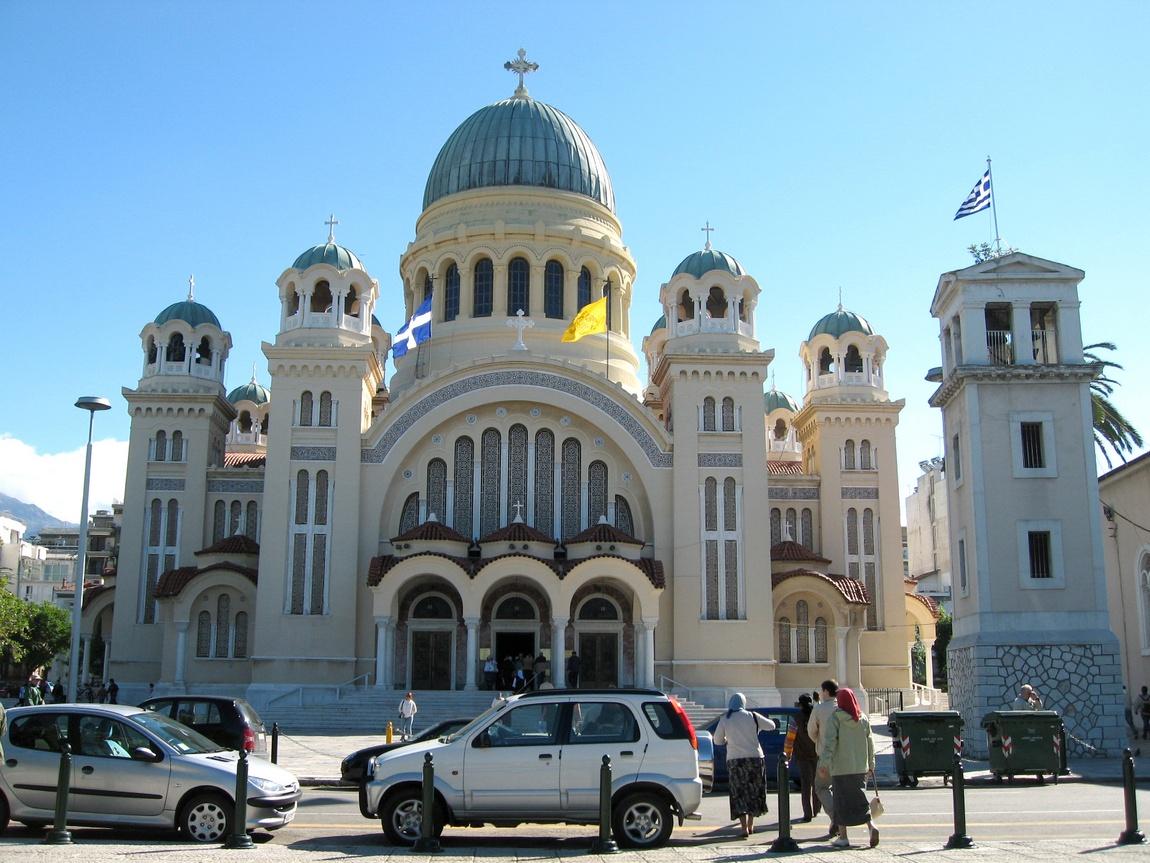 Храм Андрея П.(построен 1970 г)
