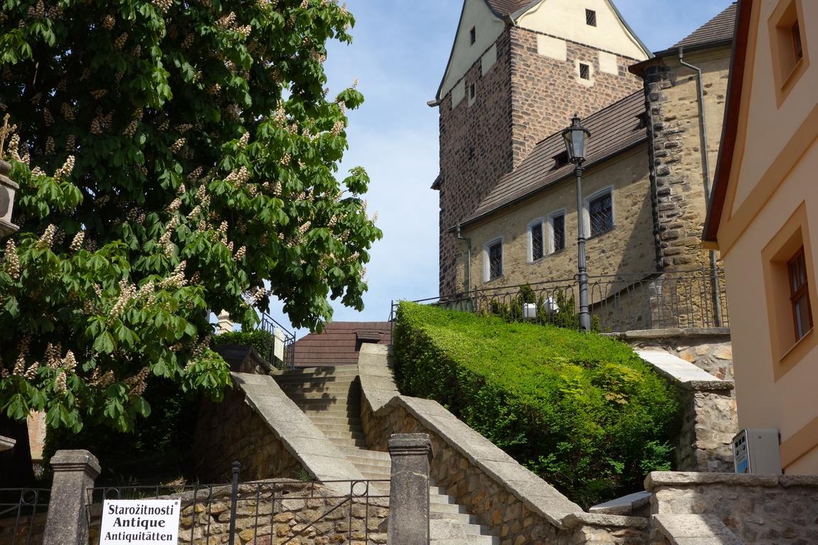 Замок Локет - Чехия