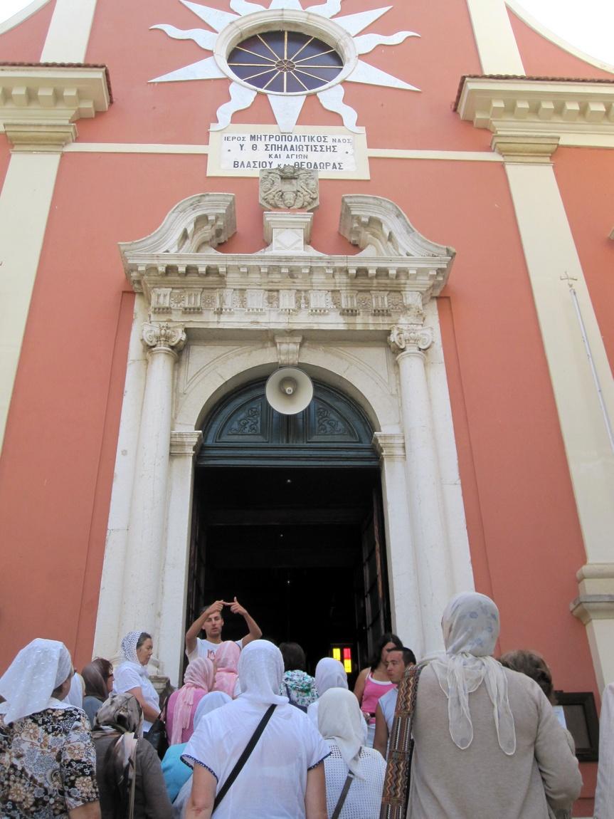 Кафедральный храм Святой Богородицы Спилиотиссы