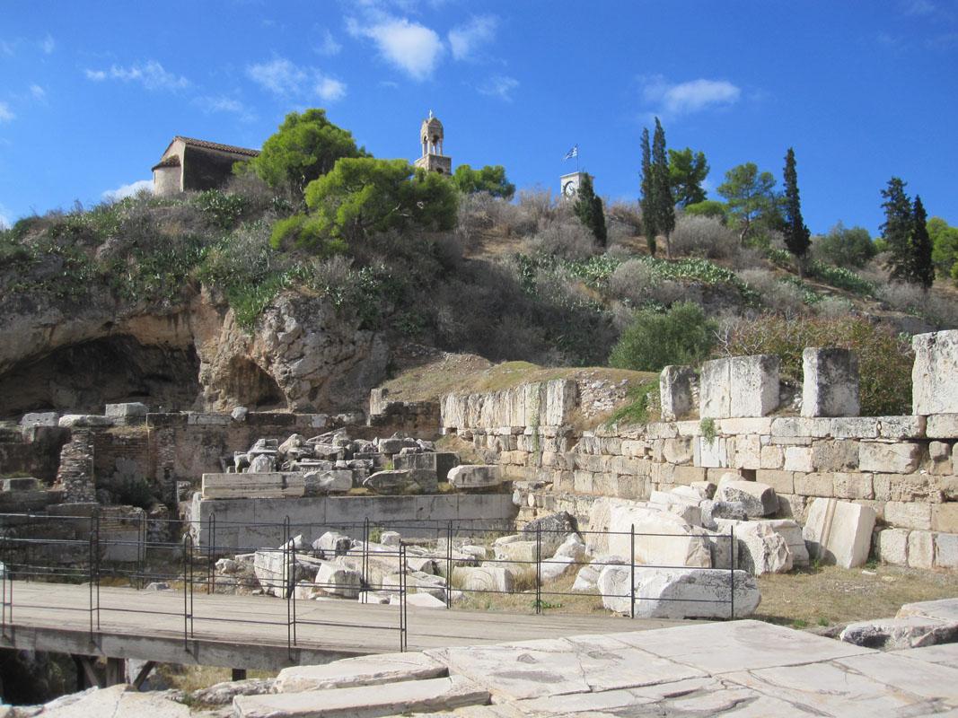 Элевсинские мистерии (Греция)