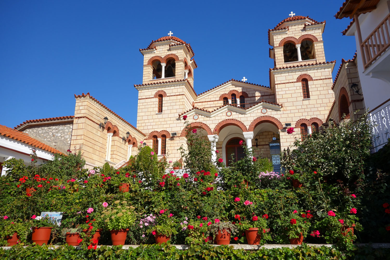 картинки греческий монастырь лесенка
