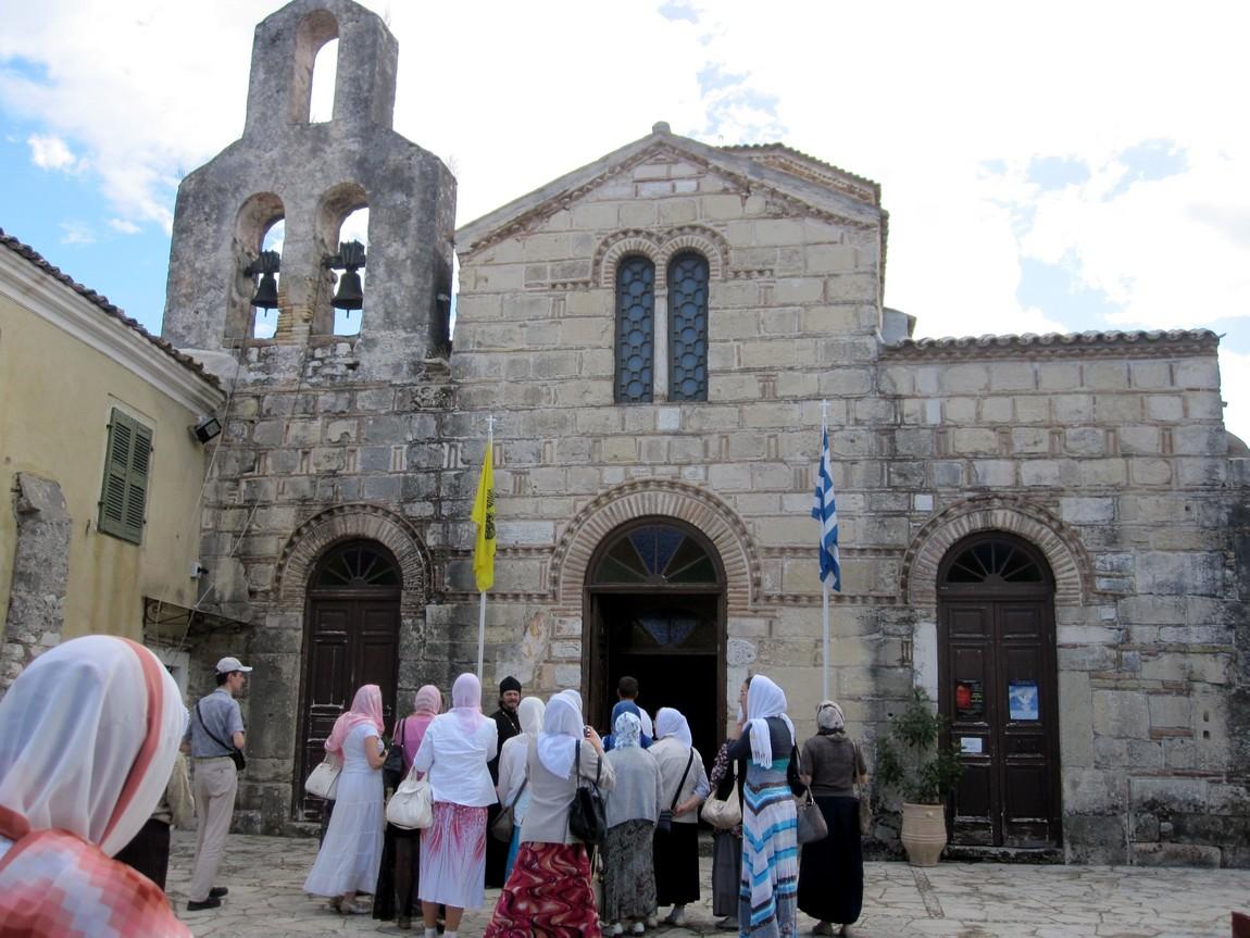 Храм апостола Иасона