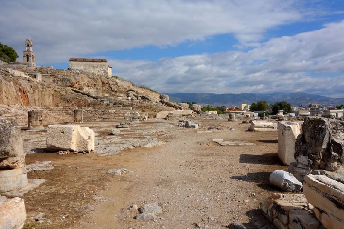 Святилища древней Греции