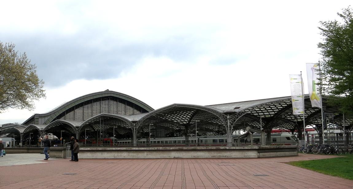 Кёльн - Германия, вокзал