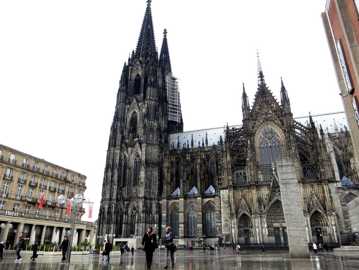 Кёльнский собор - Германия