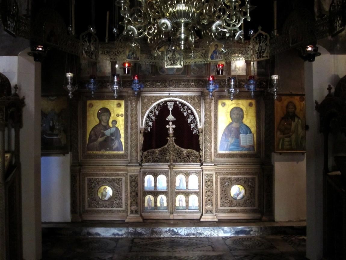 Монастырь Мега Спилеон - Греция
