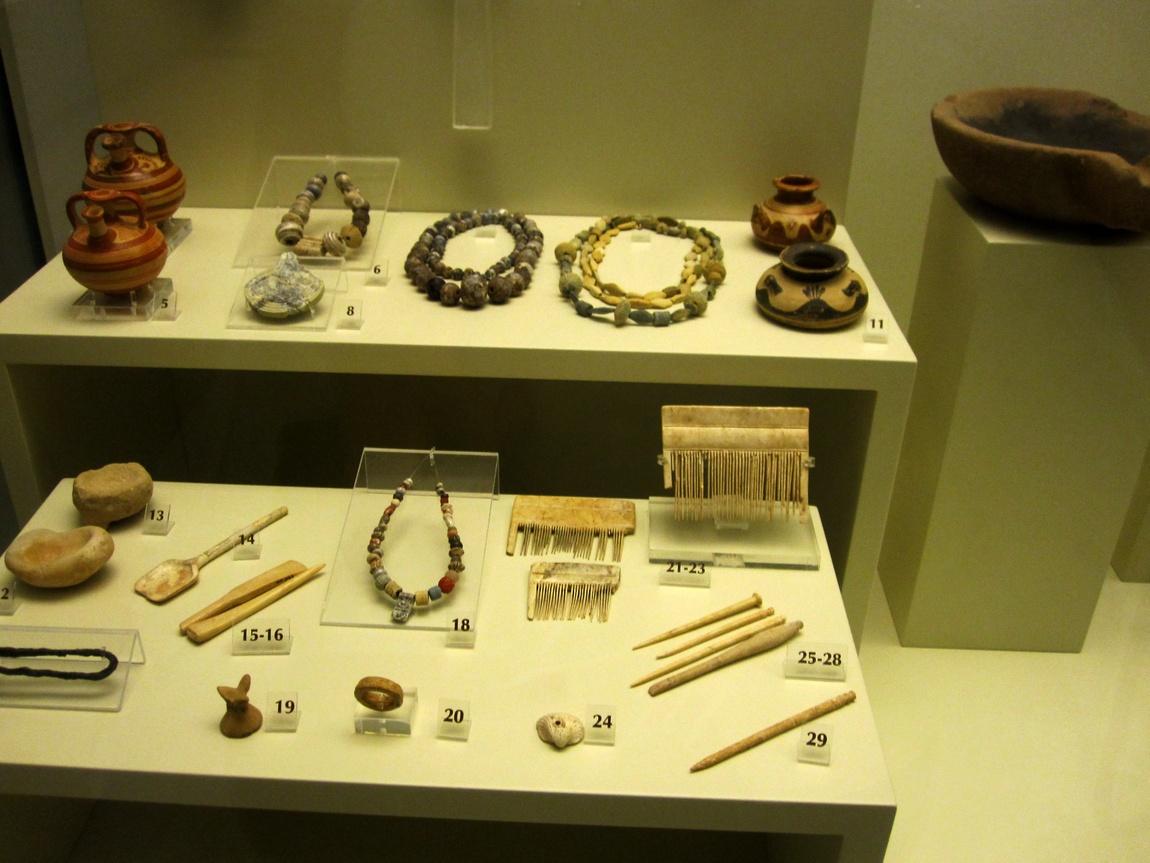 Музей в Микенах