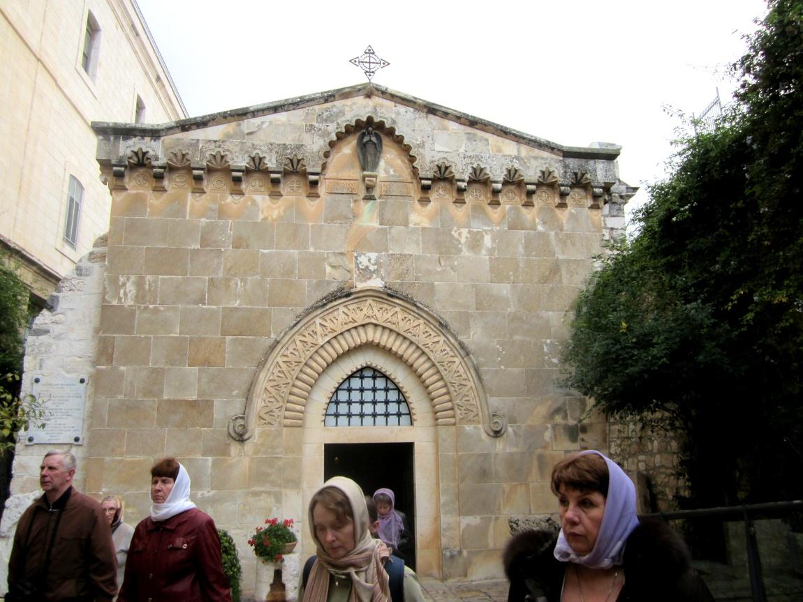 Церковь Бичевания