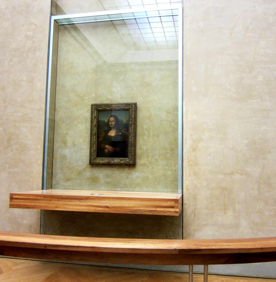 Мона Лиза -Лувр