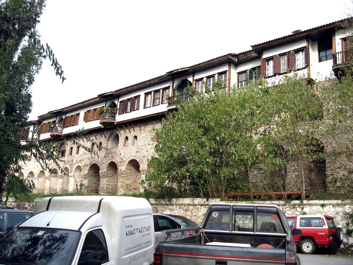 Монастырь Анастасии