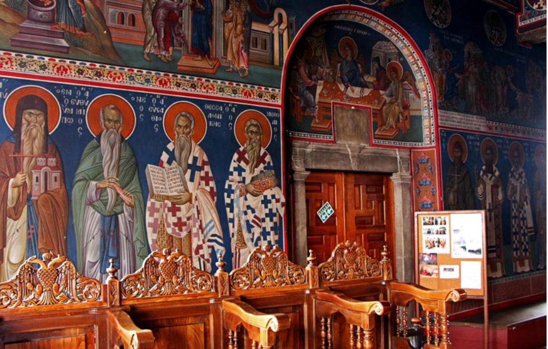 монастырь Анастасии Узорешительницы