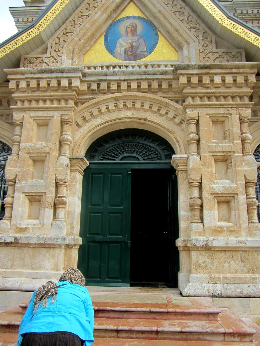 Храм Марии Александровны