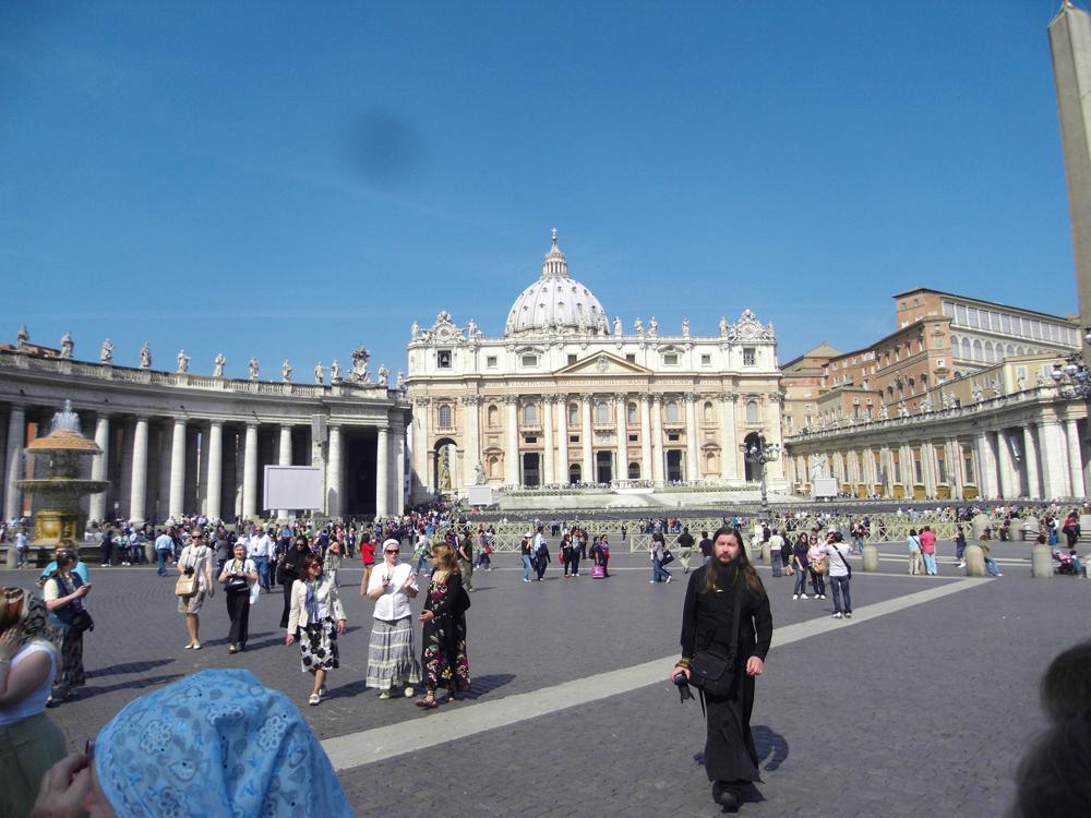 Ватикан - Собор Св. Петра в Риме