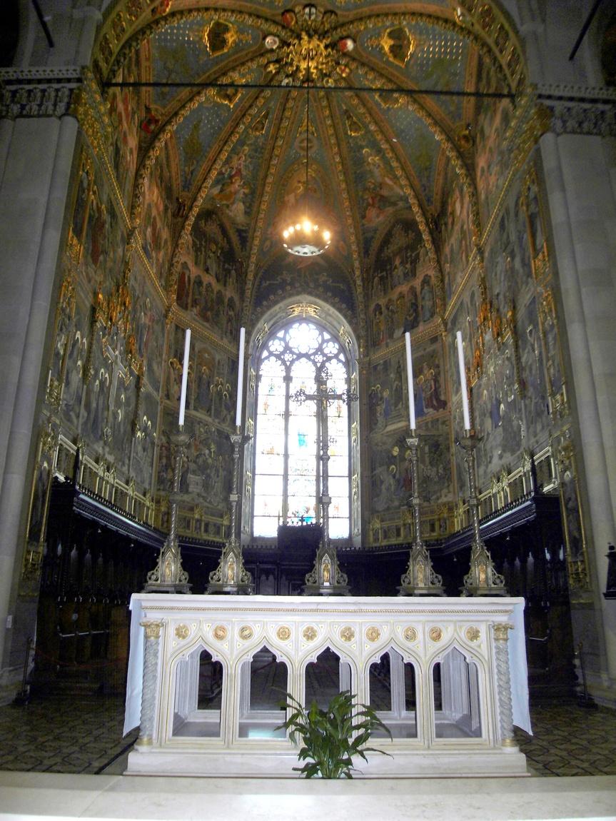 Храм Пресвятой Богородицы, Лоретто, Италия