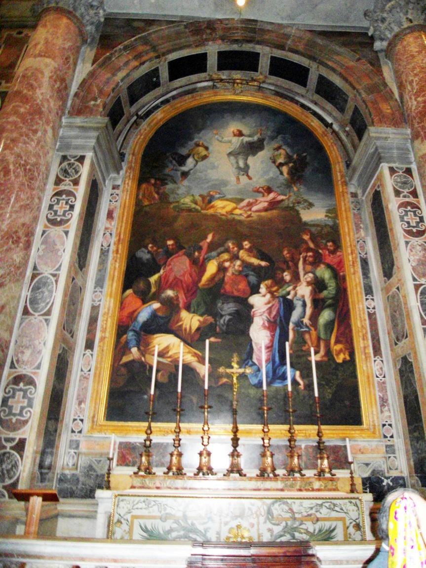 Собор Св. Петра в Ватикане. Рим