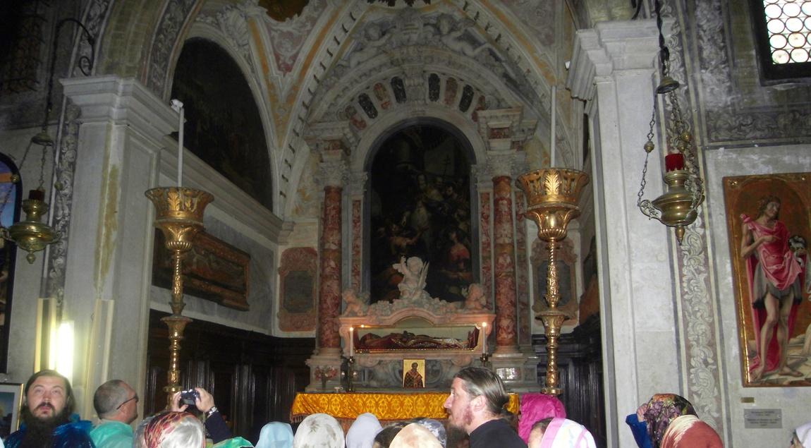 Базилика Сан Марко. Венеция