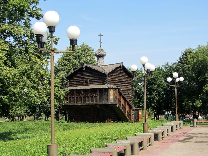 Часовня Архистратига Михаила - Слободской