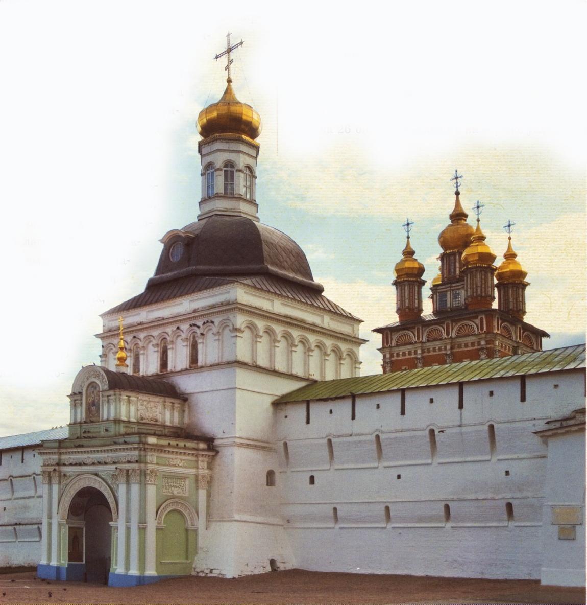 Сергиева Лавра (вход)